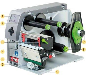 条码打印机维修