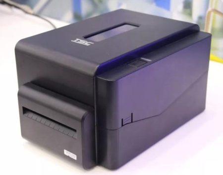 tsc条码打印机-TE244