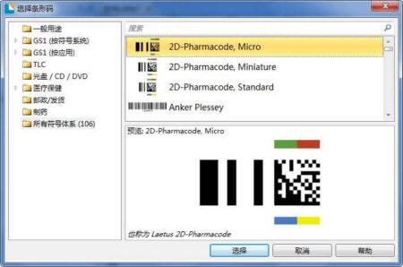 2D-Pharmacode