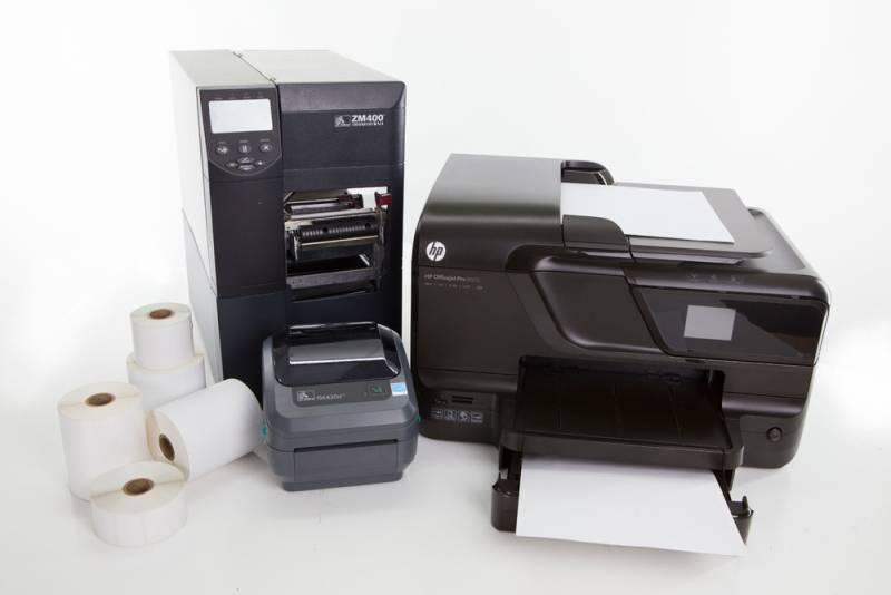 条码打印机和耗材